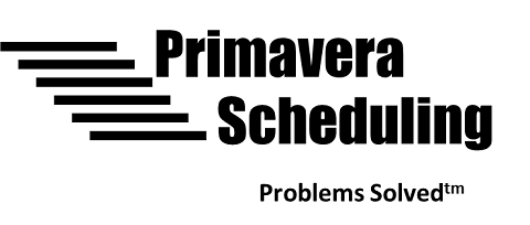 Primavera schedulers and trainers for 30 years!
